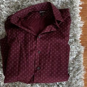 Express dress shirt slim fit